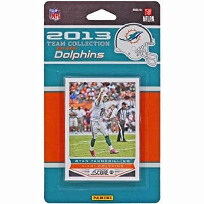 Miami Dolphins 2013 Score NFL Football Factory Sealed 12 Card Team Set