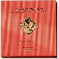 Bach: Violoncello Solo Suites I,II,III