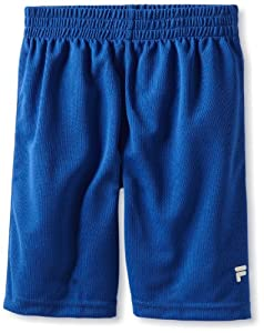 Fila Boys 8-20 Basic Athletic Short, Surf The Web, 14/16