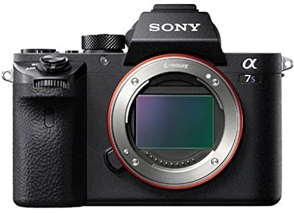 Sony ILCE-7SM2 Mirrorless Camera Image