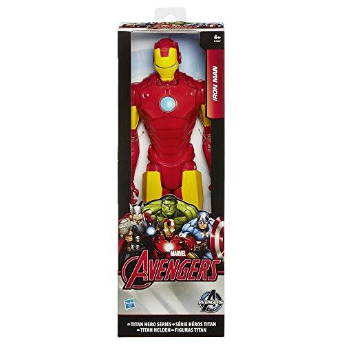 Hasbro B1667ES0 - Avengers Iron Man, 30 cm