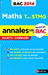 Annales Abc du Bac 2014 Maths STMG