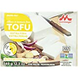 Mori-Nu Tofu, Silken Style, Extra Firm, 12.3-Ounce Boxes (Pack of 12)