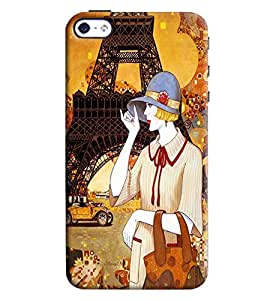 Clarks Printed Designer Back Cover For Apple iPhone 4