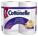 Cottonelle Ultra Comfort Care Toilet Paper, Double Roll Economy Plus Pack, 32 Count