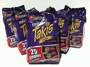 125 Bags (1.2 Oz Each) by Grupo Bimbo [Foods] : Grocery & Gourmet Food