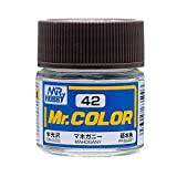 Mr.カラー C42 マホガニー