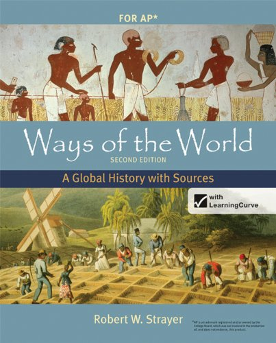 Ways of the World with Sources for AP*, Second Edition: A Global History (Ap World History Textbook compare prices)