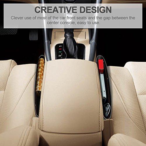 autositz aufbewahrung auto seitentasche beh lter schmale tasche organizer f r kfz innenraum. Black Bedroom Furniture Sets. Home Design Ideas