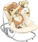 Cam Giocam Cradle swing - columpios para bebés (Beige, Interior, Cradle swing, 3-point)