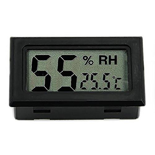 Elektronisches Thermometer mit Temperatur- und Luftfeuchtigkeitsanzeige