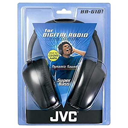 JVC-HA-G101-Headphone