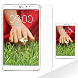 MoKo Invisible Screen Protector Films for LG G Pad 8.3 inch Android Tablet (NOT compatible with the Verizon version), (2-Pack)