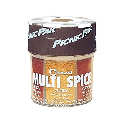 Coghlan`s 9961 Multi Spice Pack New from Home Comforts
