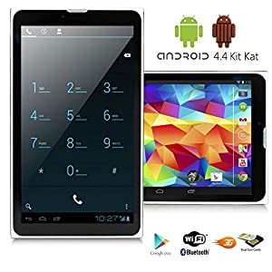 """Indigi® Android 4.4 Tablet PC 3G SmartPhone 7.0"""" Capacitive WiFi AT&T T-Mobile UNLOCKED by Indigi"""