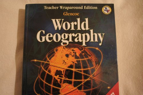 Glencoe World Geography, Texas Edition (Glencoe World Geography compare prices)