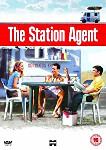 amazoncojp the station agent dvd import dvd������