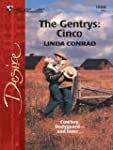 The Gentrys: Cinco (Silhouette Desire)
