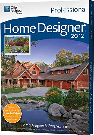 Home Designer Pro 2012 [Old Version]