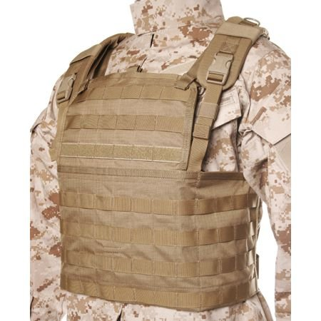 Blackhawk Lightweight Commando Recon Chest Harness, Coyote Tan 37CL82CT