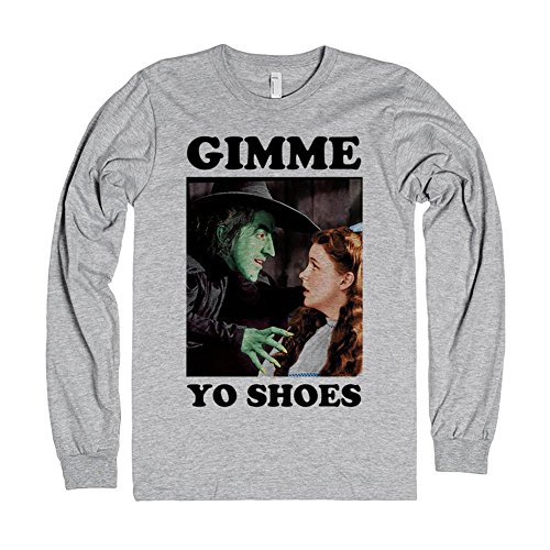 Gimme Yo Shoes | The Wicked Witch of the West and Dorothy Gale (The Wizard of Oz) | M Heather Grey (Dorothy Shoes From The Wizard Of Oz)
