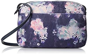 BCBGeneration Blaire The Byob Cross Body Bag,Blue Night Multi,One Size