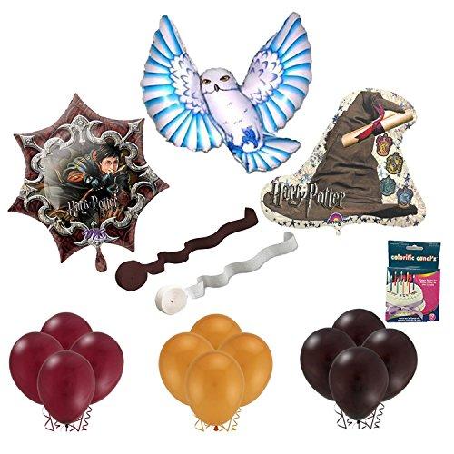 Harry Potter Owl Deluxe Balloon Decoration Kit