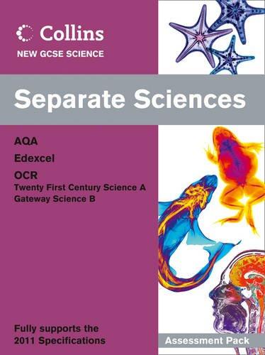 Separate Sciences Assessment Pack (Collins New GCSE Science) PDF