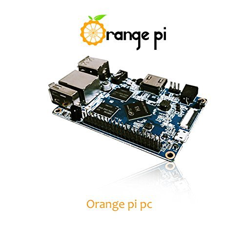 Orange Pi PC Project Board ARMv7 Quad Core 1GB RAM