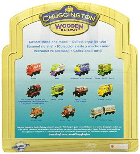 Chuggington Wooden Railway Calley