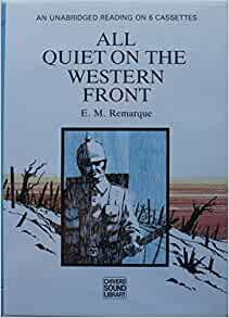 all quiet western front erich maria remarque use camarader Need help with chapter 2 in erich maria remarque's all quiet on the western front check out our revolutionary side-by-side summary and analysis.