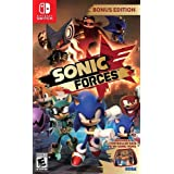 Sonic Forces: Bonus Edition - Nintendo Switch