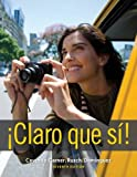 img - for Student Activities Manual for Caycedo Garner's Claro que si!, 7th book / textbook / text book