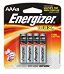 Energizer E92MP-Energizer Max AAA Bat...