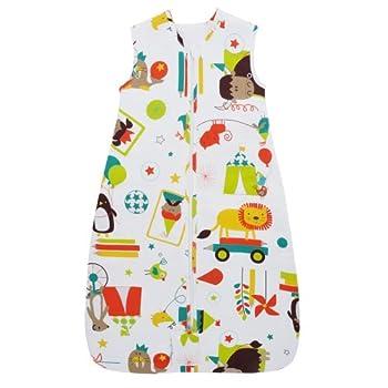 NEW Grobag Baby Sleeping Bag 6-18 months  2.5 tog Jolly jungle TRAVEL