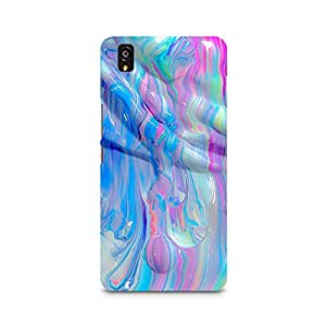 MOBICTURE Pattern Premium Designer Mobile Back Case Cover For OnePlus X