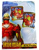 Marvel Comics Iron Man Arm Floats
