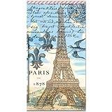 Michel Design Works Paris Hostess Napkin Package Of 16 3-Ply