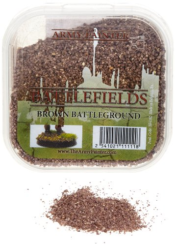 Brown Battleground Basing - 1