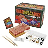 GeoCentral Excavation Dig Kit - Treasures Of The Earth