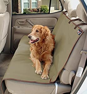 Solvit 62313 Waterproof Bench Seat Cover for Pets