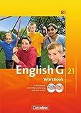 English G 21 - Ausgabe B: Band 1: 5. Schuljahr - Workbook mit CD-ROM (e-Workbook) und CD