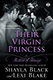 Their Virgin Princess, Masters of Ménage, Book 4