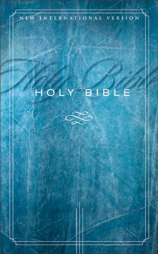 Cover of Holy Bible - New International Version