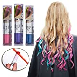 Joyous Professional Hair Chalk Pens Hair Chalk Salon Temporary...