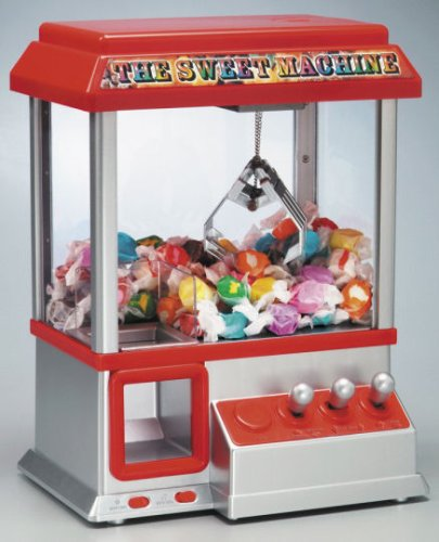 Buy The Sweet Candy Machine – THE Sweet Machine Candy Grabber Crane Claw Vending Machine