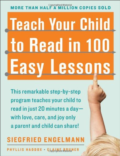 Teach Your Child to Read in 100 Easy Lessons (Kids Learning Programs compare prices)
