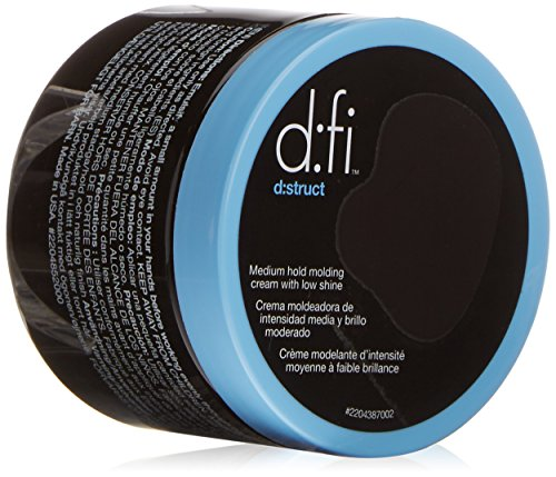 D:fi D:Struct Molding Creme, 5.3 Ounce (D Fi Hair Cream compare prices)