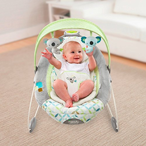 Best Review Of Ingenuity SmartBounce Automatic Bouncer