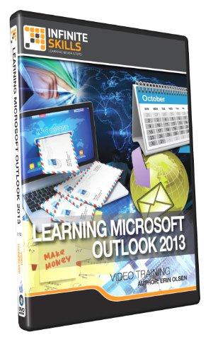 Infinite Skills - Learning Microsoft Outlook 2013 - Training DVD (PC/Mac)